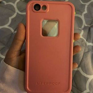 Fre lifeproof iPhone 6s case
